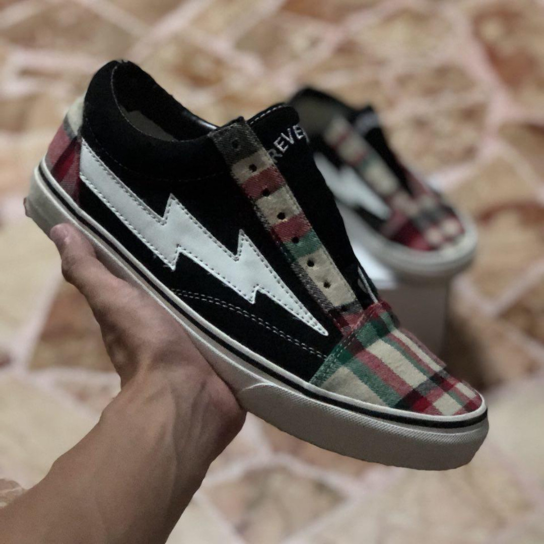 Revenge x Storm Ian Connor Plaid ae29350ed
