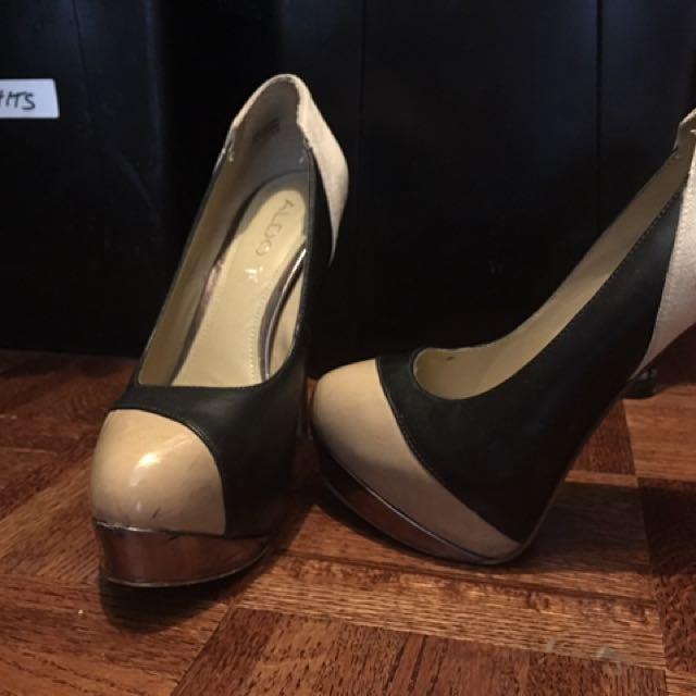 Size 38 Melato 120's from Aldo