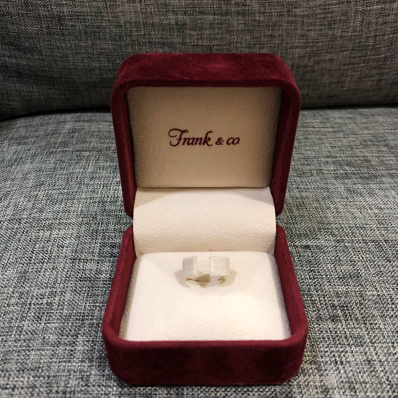 Tempat Cincin Frank N Co Fesyen Wanita Perhiasan Di Carousell