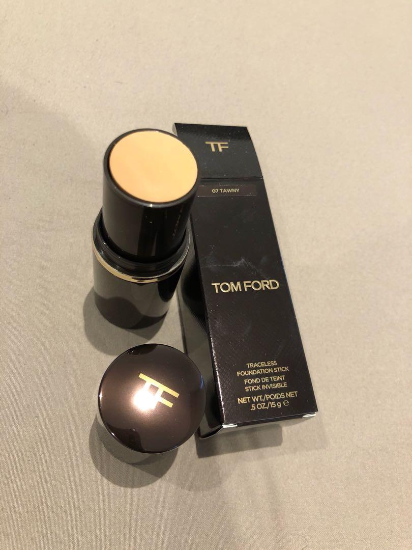 Tom Ford traceless fdn stick (07-tawny)