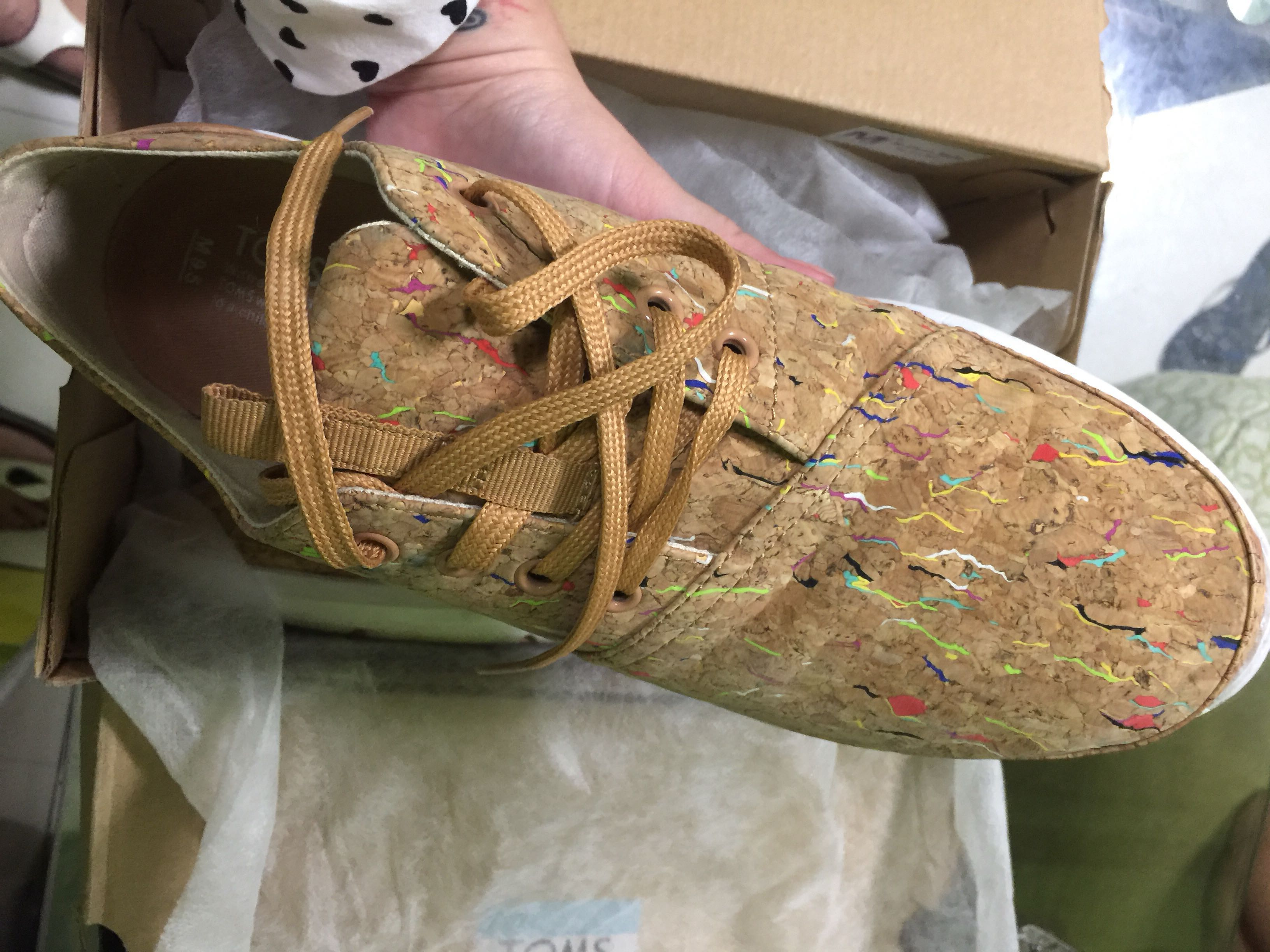 da857a296886 Toms Limited Edition Multi Cork