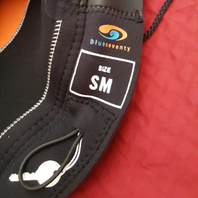 Triathlon Wet Suit Blue Seventy Fusion (Men)