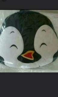 Brand New sealed Penguin Cushion