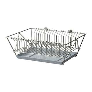 [IKEA] FINTORP Dish drainer, nickel-plated