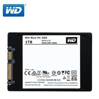 WD BLUE PC SSD 1TB SATA