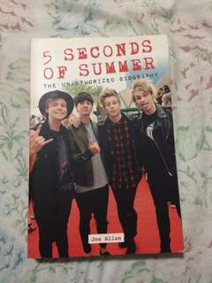5 Seconds of Summer (The unauthorized biography)