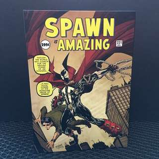 Official Spawn Comic Storfolio