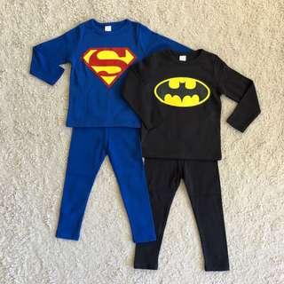 Superhero sets sz2-3