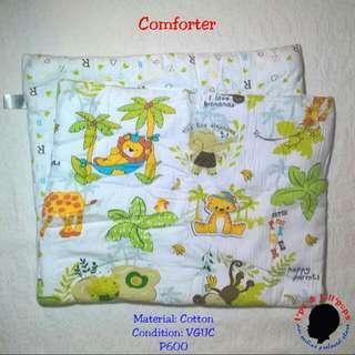 Super Soft Crib Comforter