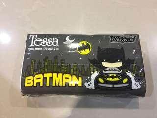 Tissue Paper Batman