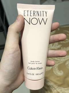 Body lotion calvin n klein baru