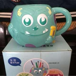 迪士尼 Pixar 杯 毛怪