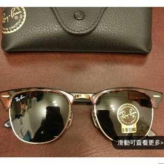 Ray Ban 太陽眼鏡 3016 玳瑁框