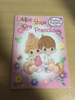 FREE Precious Moments Stickers