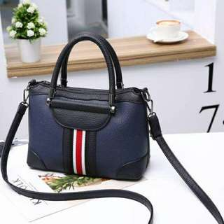Stylish Fashion Bag Dark Blue Color