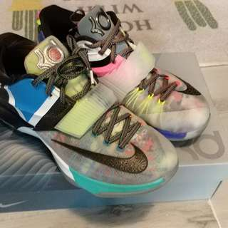US10 Nike KD 7 SE EP (What the KD7)