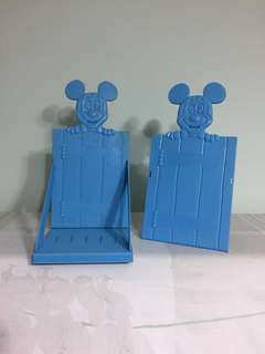 Disney Mickey Mouse designed book stand