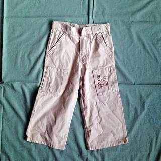 Snoopy Baby Boy Beige Khaki Jeans Pants