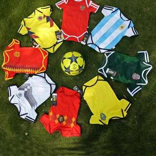 Baby Romper World Cup 2018