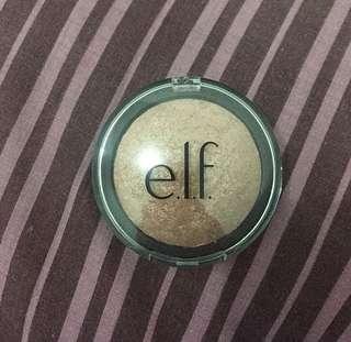 E.l.f baked highlighter shade blush gems