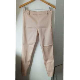 Forever 21 pink slacks
