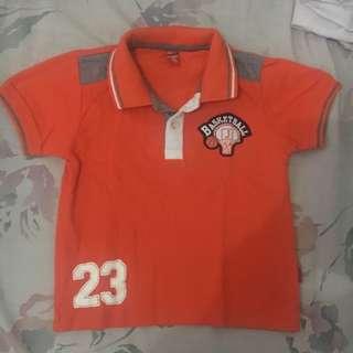 Jordan 23 polo shirt
