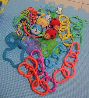 Bundle Sale: Assorted Baby Toys