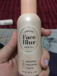 Face blur etude house