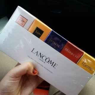 Lancome 5in1 Miniature Set Perfume