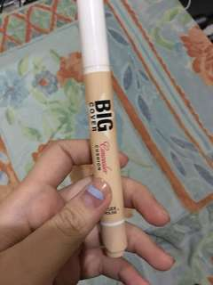 Big cover etude house concealer