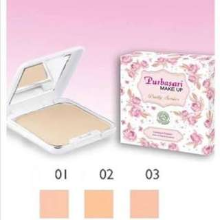 Compact Powder Daily Series