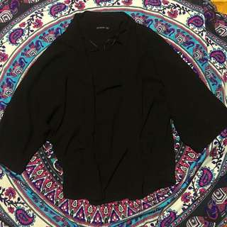 Stradivarius kimono small on tag can fit till to large FREE SHIPPING