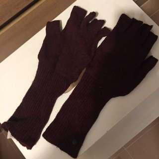 5cm gloves phone touch ok