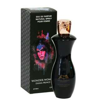 SALE Dawn Of Justice Wonder Woman Diana Princess EDT 100ml