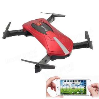 LOWEST PRICE!!!🔥Eachine E52 WiFi FPV Selfie Drone With High Hold Mode Foldable Arm RC Quadcopter RTF!