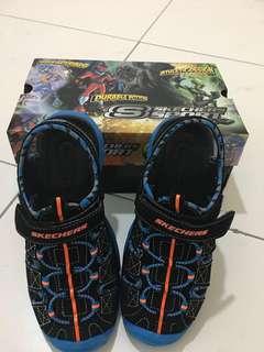 Skechers Boys Sandals (Relix-Trophix)