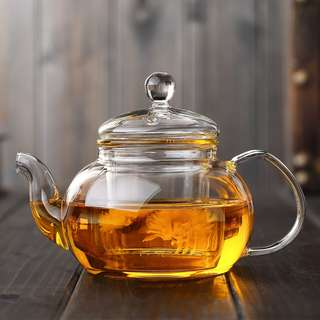 Heat Resistant Glass Teapot 800ml