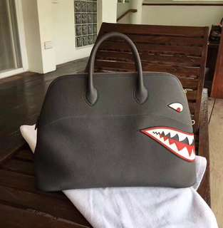 Hermes Bolide Shark