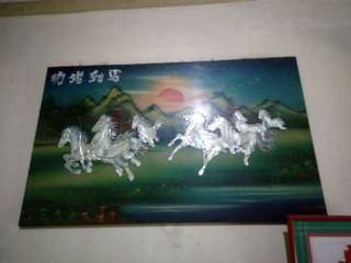 Vintage Painting from Vietnam