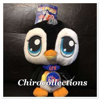 Littlest Pet Shop Penguin Stuffed Toy