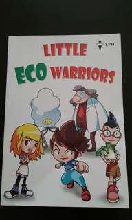 Little Eco Warriors Comics Book