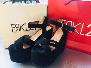FRKL21 Wedges Heels