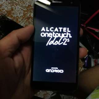 Alcatel   Idol 2  s   6050 y  Lte  ( read & see my carousell information other mobile)