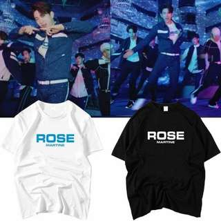 GOT7 SHORT SLEEVE SHIRT