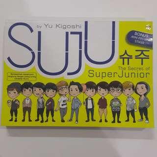 The Secret Life Of Super Junior - Yu Kigoshi - Bahasa Indonesia