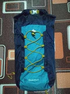 Tas Ransel Quechua Ultra Compact Backpack waterproof 20L - Blue