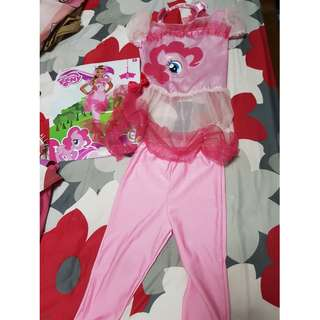 PreLoved Costume: Pinkie Pie My Little Pony