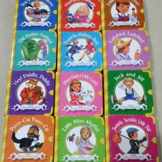 Classic Nursery Rhymes Set