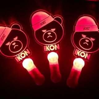 Ikon Concert ver Lightstick (official)