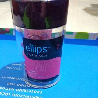 Ellips hair vitamin botol (47 butir)